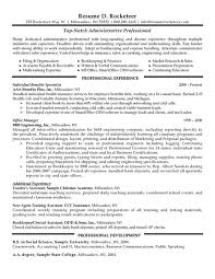 images about resumes on pinterest   resume  resume examples    administrative professional resume example
