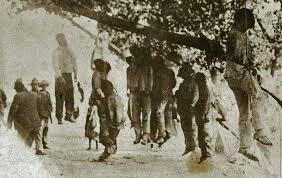 اعدام در تاریخ امریکا