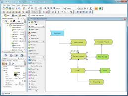 logizian simulacian portable screenshot   windows  downloadseasy to use and cross platforms business process design tool