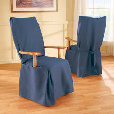 dining chair arms slipcovers: dining room chair covers with arms home decorating ideas and tips