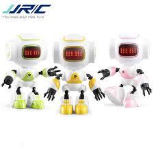 2019 <b>JJRC</b> RC Robot <b>RUBY Touch</b> Sensing LED Eyes Control DIY ...