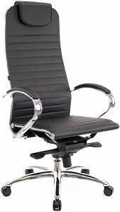 <b>Кресло</b> руководителя Everprof <b>Deco</b> Экокожа Черный - купить по ...