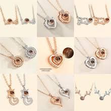 Сердечко, любовь, ожерелье, 100 языков, надписью I <b>Love You</b> ...
