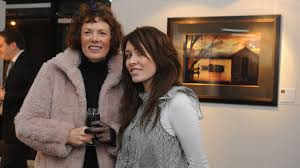 flashback friday social snaps from 2009 queensland people at the launch of the lake wendouree a visual memoir exhibition at gallery on