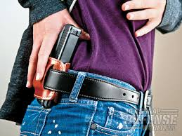 Image result for photos concealed gun