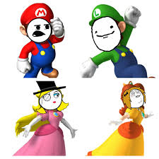 Super Mario Memes - Zahier's Blog via Relatably.com