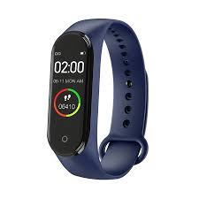 <b>M4 Smart Band Fitness</b> Tracker Smart Watch Sport Smart Bracelet ...
