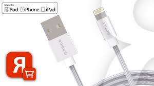 ROCK, ORICO и <b>Remax</b> – MFI <b>Lightning</b>-кабели для <b>iPhone</b> и iPad ...