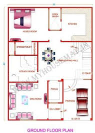 House map   house map elevation exterior d front elevation   floor plan