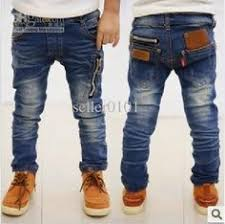 Wholesale <b>5pcs</b>/<b>lot</b> zipper design children's <b>boys</b> jeans denim long ...
