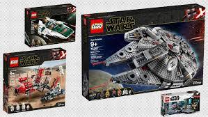 Lego unveils nine '<b>Star Wars</b>' sets to celebrate Triple <b>Force</b> Friday ...