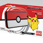 Nintendo is Releasing a 2DS XL that Looks like a Pokéball