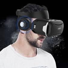 <b>vr shinecon</b> 4th <b>gen</b> virtual reality 3d glasses with headset for 3.5-5.5 ...