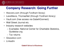 Target Company Research SlideShare Company Research