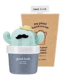 The Face Shop <b>крем для рук My</b> Plant Hand Cream (GOOD LUCK ...