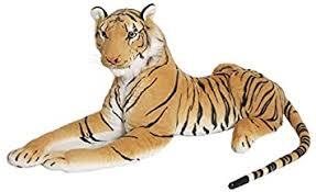 Buy Atc Toys Tr <b>60</b> Cm Soft-Toy-<b>Tiger</b> Soft Toy (Brown) Online at ...