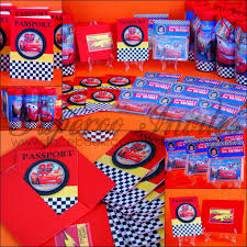 paperoo invites disney cars lightning mcqueen invitations disney cars exploding box invitations ref magnets tumblers