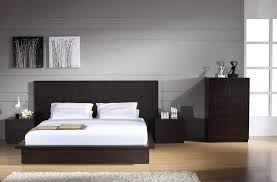 amusing contemporary bedroom furniture and white fur rug with modern wooden side table amusing quality bedroom furniture design