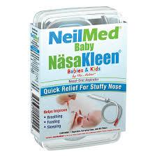 <b>Baby NäsaKleen</b> Nasal Aspirator