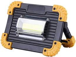 MODOAO <b>Led Portable</b> Spotlight Work Light <b>USB Rechargeable</b> ...