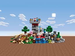 Конструктор Minecraft (Майнкрафт) 21161 <b>Набор для творчества</b> ...
