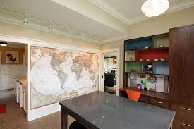 classroom rugs home office contemporary with art room built in cabinets color craft room craft table arts crafts home office