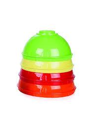 Пирамидка из цветных чашек Educational Colorful Cups <b>PILSAN</b> ...