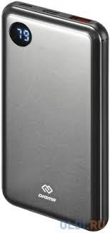 Мобильный <b>аккумулятор Digma Power</b> Delivery DG-10000-SML ...