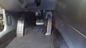 Passat B6 <b>Хромированные накладки</b> на педали Тюнинг Обзор ...