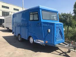 <b>Mobile Stainless</b> Steel Customized Durable Citroen <b>Food Truck</b>