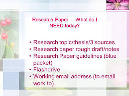 Online Writing Lab   Argumentative research paper powerpoint