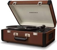 Купить виниловый <b>проигрыватель Crosley Portfolio Portable</b> ...