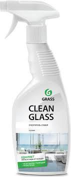 "<b>Очиститель стекол Grass</b> ""Clean glass"", для помещений и ..."