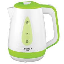 Купить <b>ATH</b>-<b>2376 green ATLANTA Чайник</b> пластиковый ...