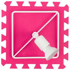 <b>Спот</b> детский <b>Nowodvorski 9727 Blocks</b> Розовый - купить в ...