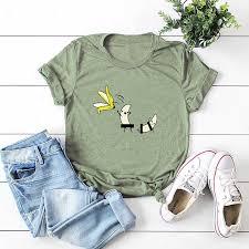 <b>Plus Size S 5XL New</b> Lovely Panda Letter Print T Shirt Women 100 ...