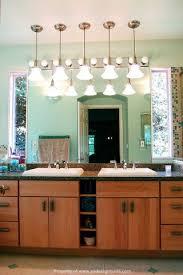 bathroom lightingbathroom ceiling lightsdouble sink vanitywooden vanity custom vanity bathroom lighting ideas ceiling