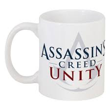 "Кружка ""Mug of the Assassin"" #748100 от Андрей Тамбов - <b>Printio</b>"