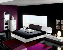 fabulous pictures of black and blue bedroom design and decoration ideas wonderful modern purple black bedroomamazing black white themed bedroom
