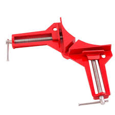 Woodworking <b>90 Degree Right Angle</b> Picture Frame Corner Clamp ...