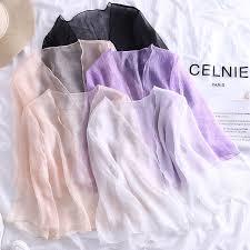 Air conditioning <b>shirt</b> Summer <b>Thin Chiffon Short Shirt</b> sun ...