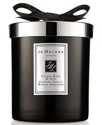 <b>Jo Malone</b> London <b>Velvet Rose</b> & Oud Home Candle, 7.1-oz ...