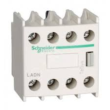 Блок контактный дополнительный к LC1-D фронтальный 2но+2нз
