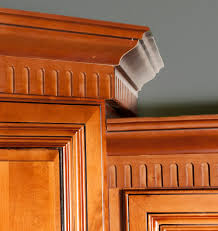 kitchen moldings: kitchen cabinet crown molding ideas