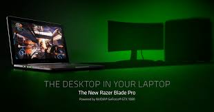 The New Razer Blade Pro - The Desktop in Your Laptop