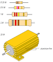 resistorswhich resistor can take the biggest current  out overheating