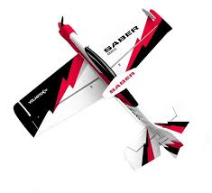 <b>Самолет VolantexRC</b> 756-2 Saber 920 KIT - TW756-2-KIT ...