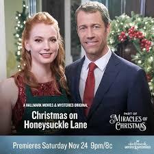 Christmas on Honeysuckle Lane | Favorite Hallmark Movies in 2019 ...