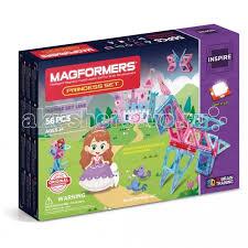 <b>Конструктор Magformers Магнитный Princess</b> Set - Акушерство.Ru