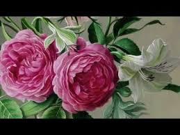 <b>flowers oil paintings</b> - YouTube